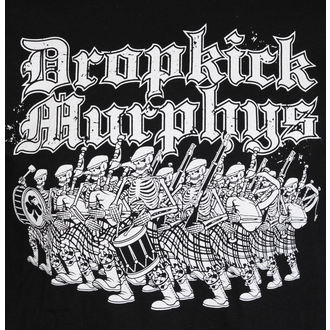 tričko pánské Dropkick Murphys - Marching - KINGS ROAD, KINGS ROAD, Dropkick Murphys