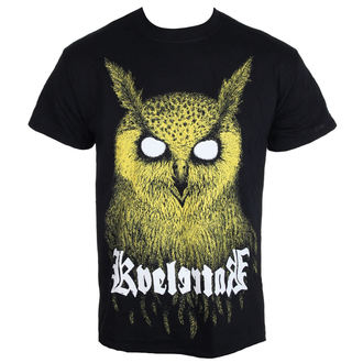 tričko pánské Kvelertak - Barlett Owl Yellow - KINGS ROAD, KINGS ROAD, Kvelertak