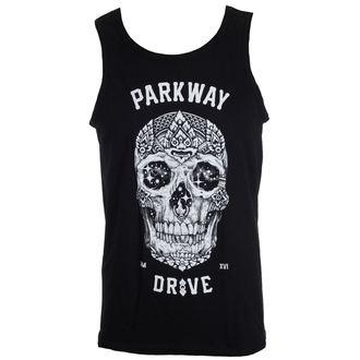 tílko pánské Parkway Drive - Skull - KINGS ROAD
