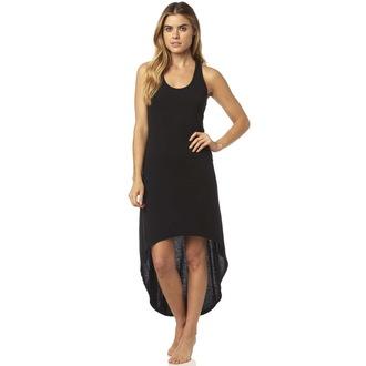 šaty dámské FOX - Mapped - Black