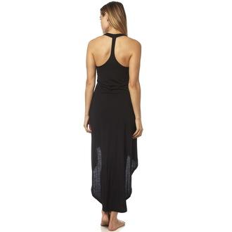 šaty dámské FOX - Mapped - Black, FOX