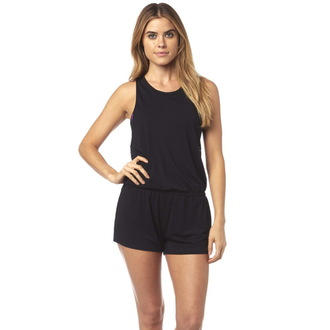 overal FOX - Refraction Romper- Black - 18575-001