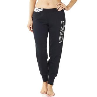 kalhoty dámské (tepláky) FOX - Certained - Black, FOX
