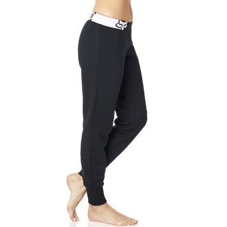 kalhoty dámské (tepláky) FOX - Certained - Black