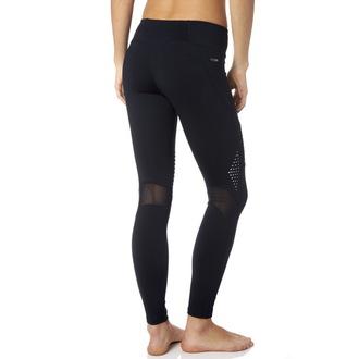 kalhoty dámské (legíny) FOX - Moto - Black