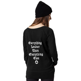 mikina dámská Motörhead - Everything Louder, URBAN CLASSICS, Motörhead