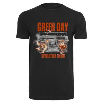 tričko pánské Green Day - Radio, Green Day