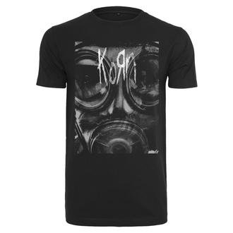 tričko pánské Korn - Asthma - URBAN CLASSICS, URBAN CLASSICS, Korn