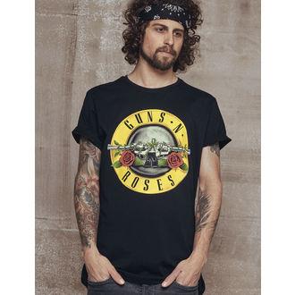 tričko pánské Guns N' Roses - Logo - URBAN CLASSICS - MT346