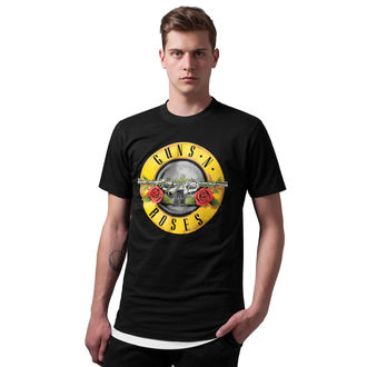 tričko pánské Guns N' Roses - Logo - MT346
