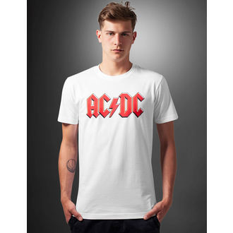 tričko pánské AC/DC - Logo, NNM, AC-DC