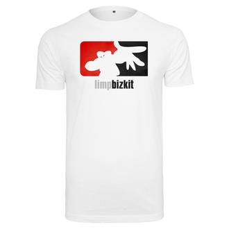 tričko pánské Limp Bizkit - Big Logo - URBAN CLASSICS