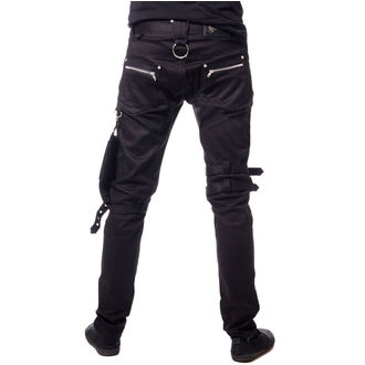kalhoty pánské Vixxsin - JAEL - BLACK, VIXXSIN