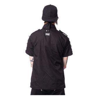 košile pánská Vixxsin - THORIN - BLACK, VIXXSIN