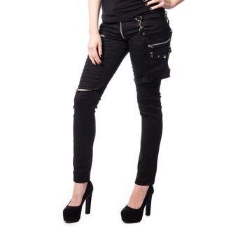 kalhoty dámské Vixxsin - SCARLETT - BLACK - POI348