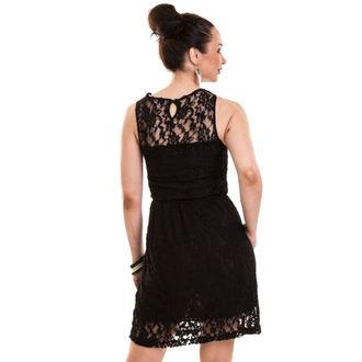 šaty dámské Innocent lifestyle - BELLE - BLACK - POI332