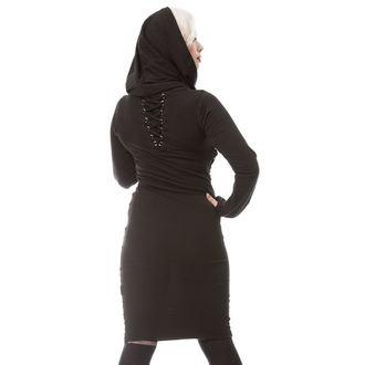 šaty dámské VIXXSIN - LUNACY - BLACK, VIXXSIN