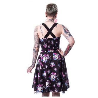 šaty dámské SUICIDE SQUAD - HARLEY SQUAD - BLACK