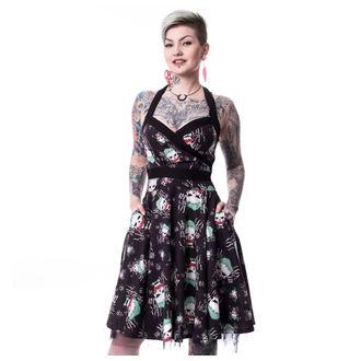 šaty dámské SUICIDE SQUAD - JOKER HAHA - BLACK