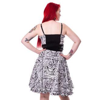 šaty dámské SUICIDE SQUAD - JOKER TATTOO - WHITE, NNM, Suicide Squad