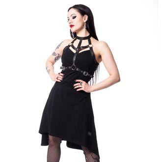 šaty dámské VIXXSIN - LETHIA - BLACK - POI323