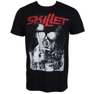 tričko pánské SKILLET - MASK - PLASTIC HEAD - PH10294