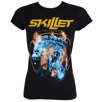 tričko dámské SKILLET - UNLEASHED EXPLOSION - PLASTIC HEAD, PLASTIC HEAD, Skillet