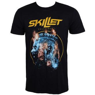 tričko pánské SKILLET - UNLEASHED EXPLOSION - PLASTIC HEAD - PH10295