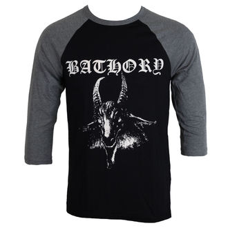 tričko pánské s 3/4 rukávem BATHORY - GOAT - PLASTIC HEAD, PLASTIC HEAD, Bathory