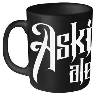 hrnek ASKING ALEXANDRIA - SPADE SKULL - PLASTIC HEAD, PLASTIC HEAD, Asking Alexandria