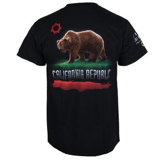 tričko pánské TOOL - CALIFORNIA REPUBLIC - PLASTIC HEAD