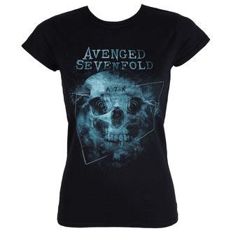 tričko dámské AVENGED SEVENFOLD - GALAXY - PLASTIC HEAD - RTAVS001
