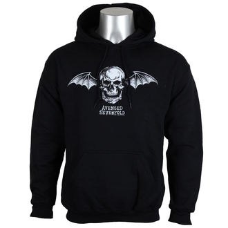 mikina pánská AVENGED SEVENFOLD - DEATH BAT LOGO - PLASTIC HEAD, PLASTIC HEAD, Avenged Sevenfold
