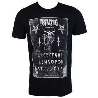 tričko pánské DANZIG - OUIJA BOARD - PLASTIC HEAD - RTDAN002