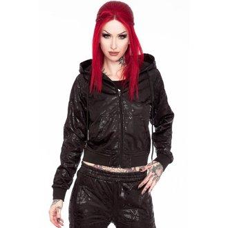 mikina dámská KILLSTAR - Get Stuffed - Black, KILLSTAR