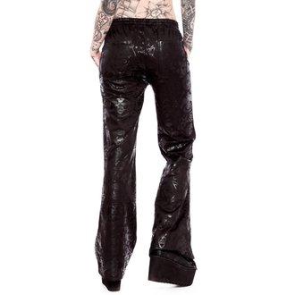 kalhoty dámské KILLSTAR - Sit And Spin - Black, KILLSTAR