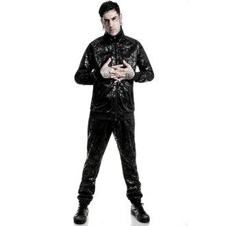 kalhoty pánské KILLSTAR - Screw You Tracksuit - Black, KILLSTAR
