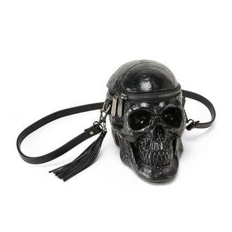 taška (kabelka) KILLSTAR - Grave Digger Skull - Black - K-BAG-U-2128