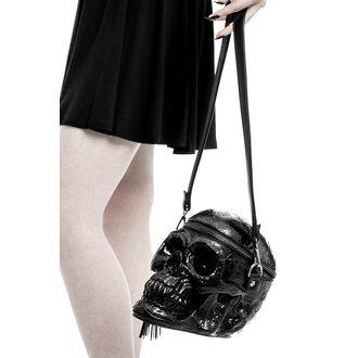 taška (kabelka) KILLSTAR - Grave Digger Skull - Black, KILLSTAR