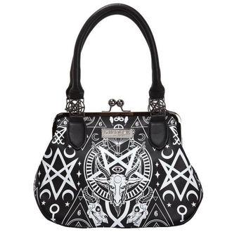 kabelka (taška) KILLSTAR - Holly Wouldn't - Black, KILLSTAR