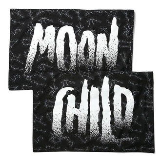 povlak na polštář KILLSTAR - Moon Child - Black, KILLSTAR