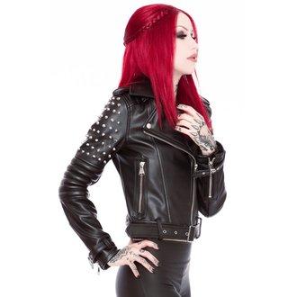 bunda dámská (křivák) KILLSTAR - Baphomet - Black