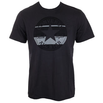 tričko pánské CONVERSE - Stripe Fill CP - White, CONVERSE