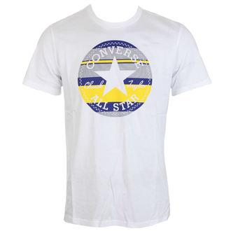 tričko pánské CONVERSE - Stripe Fill CP Tee, CONVERSE