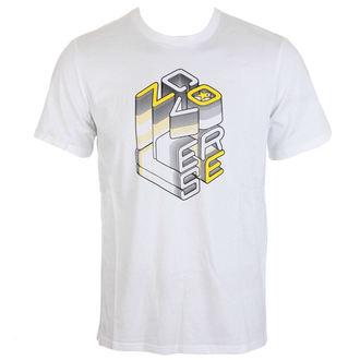 tričko pánské CONVERSE - Converse 3D Wordmark - White, CONVERSE
