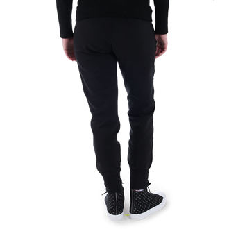 ... kalhoty dámské (tepláky) CONVERSE - CORE SIGNATURE FT - Black ... 0bf47894d9e