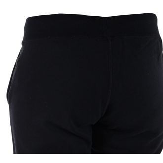 kalhoty dámské (tepláky) CONVERSE - CORE SIGNATURE FT - Black