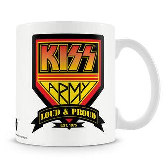 hrnek KISS - Army - HYBRIS, HYBRIS, Kiss