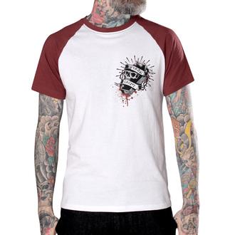 tričko pánské HYRAW - HOSTILE - HY225