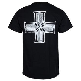 tričko pánské DOGA - Heavy BLACK, Doga